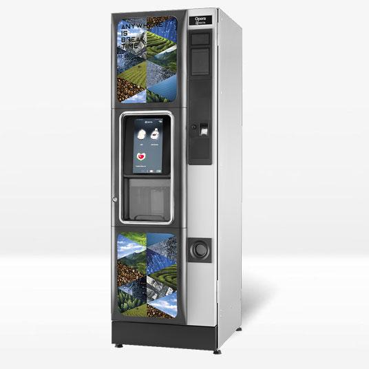 Distributore automatico Opera Touch Necta